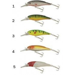 Gold Star wobbler Shad 8 cm