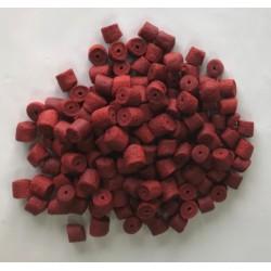 PowerFish pellet dla ryb, dzika róża, kolor czerwony, różne średnice op. 20 kg