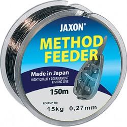 Jaxon, żyłka Method Feeder 150m, op. 6x1 szt.