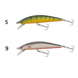 Gold Star wobbler Minnow 9,5 cm