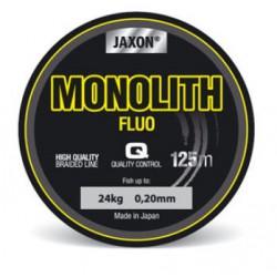 Jaxon, Plecionka Monolith FLUO 125m