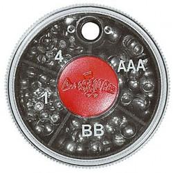 Jaxon, Ciężarki Dinsmores Super Soft, 50g, 4-AAA, CD-AA004