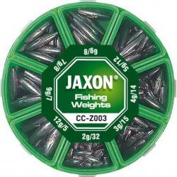 JAXON, komplety ciężarków, ciężarki oliwki CC-Z003