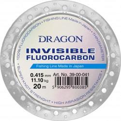 DRAGON MEGA BAITS, Żyłki INVISIBLE FLUOROCARBON 20m