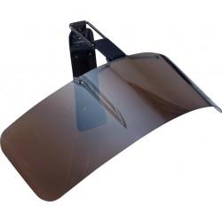 DRAGON, Nakładki polaryzacyjne do mocowania na daszku czapki 60mm
