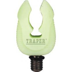 Traper, Zestaw dolników Fluo, 2 szt. w opakowaniu, różne wielkości