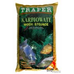 Traper, Zanęty karpiowate, wody stojące, 2,5kg i 5kg