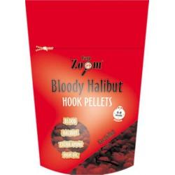 CARP ZOOM Pellet haczykowy Bloody Halibut 8, 12, 16, 20 mm