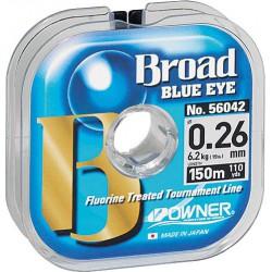 OWNER Żyłka BROAD BLUE EYE 150M