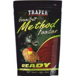 Traper, Method Feeder Ready zanęta 750 g, różne smaki