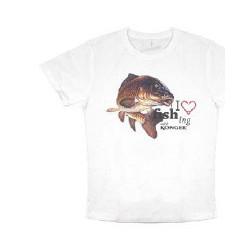 Konger, Koszulka KARP biała