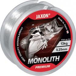 Jaxon, żyłka MONOLITH Premium 25m, op. 10x1 szt.