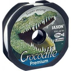 Jaxon, żyłka CROCODILE Premium 25m, op. 10x1 szt.