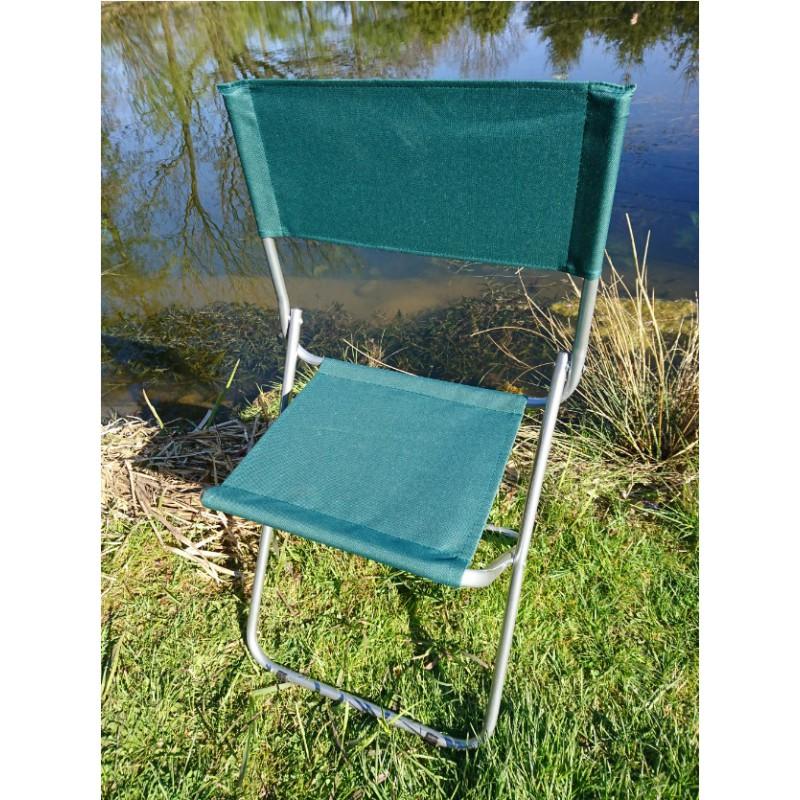 Powerfish, krzesło rurkowe z oparciem małe