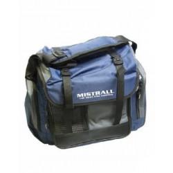 Mistrall, Torba z 4 pudełkami + 16 tub, 42/27/22cm AM-6009253