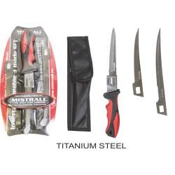 "Mistrall, Nóż SET 8"" 6"" 5""/14cm"