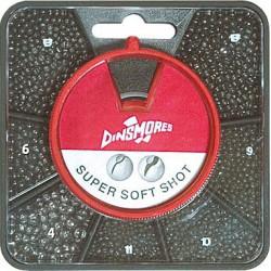 Dinsmores, miękkie śruciny, Micro Shot 170g, 11-4, CD-AA007M