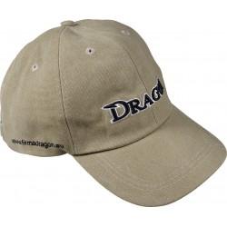 DRAGON, Czapki typu basebal wykonane z tkaniny heavy cotton lub jeansu